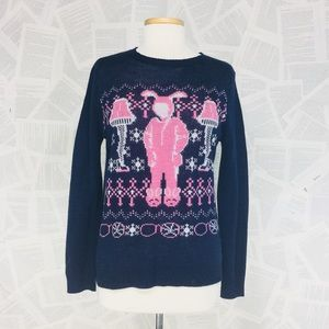 a christmas story sweaters a christmas story knit sweater ugly sweater medium